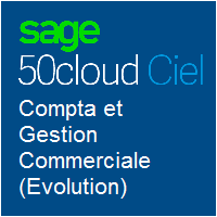 Sage 50cloud Ciel Compta Gestion Commerciale Premium (Evolution)