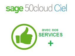 Sage 50cloud Ciel Compta pack Aixo7 Essentials formule Simply +